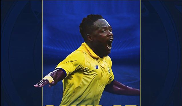 BREAKING! Ahmed Musa joins Saudi club Al Nassr on a 4-year deal