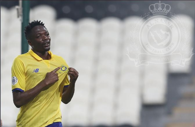 Ahmed Musa scores first Al Nassr goal vs Al Jazira in Arab Club Champions Cup
