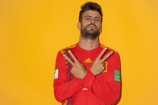 Gerard Piqué Quits Spanish National Team