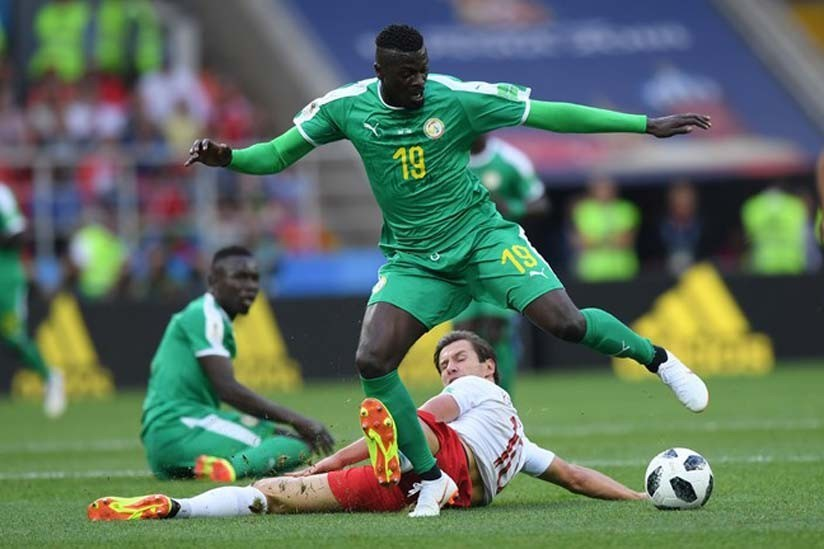 Arsenal approach Torino for Senegal's World Cup star M'Baye Niang