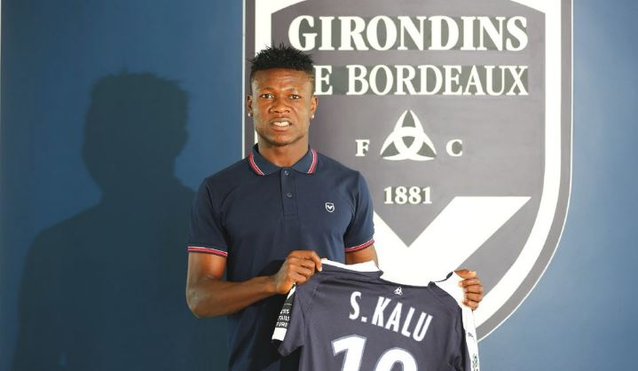 Samuel Kalu leaves KAA Gent for French Club Bordeaux