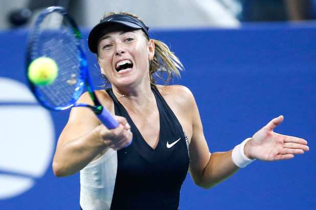 US OPEN: Sharapova beats veteran Schnyder, moves on to second round