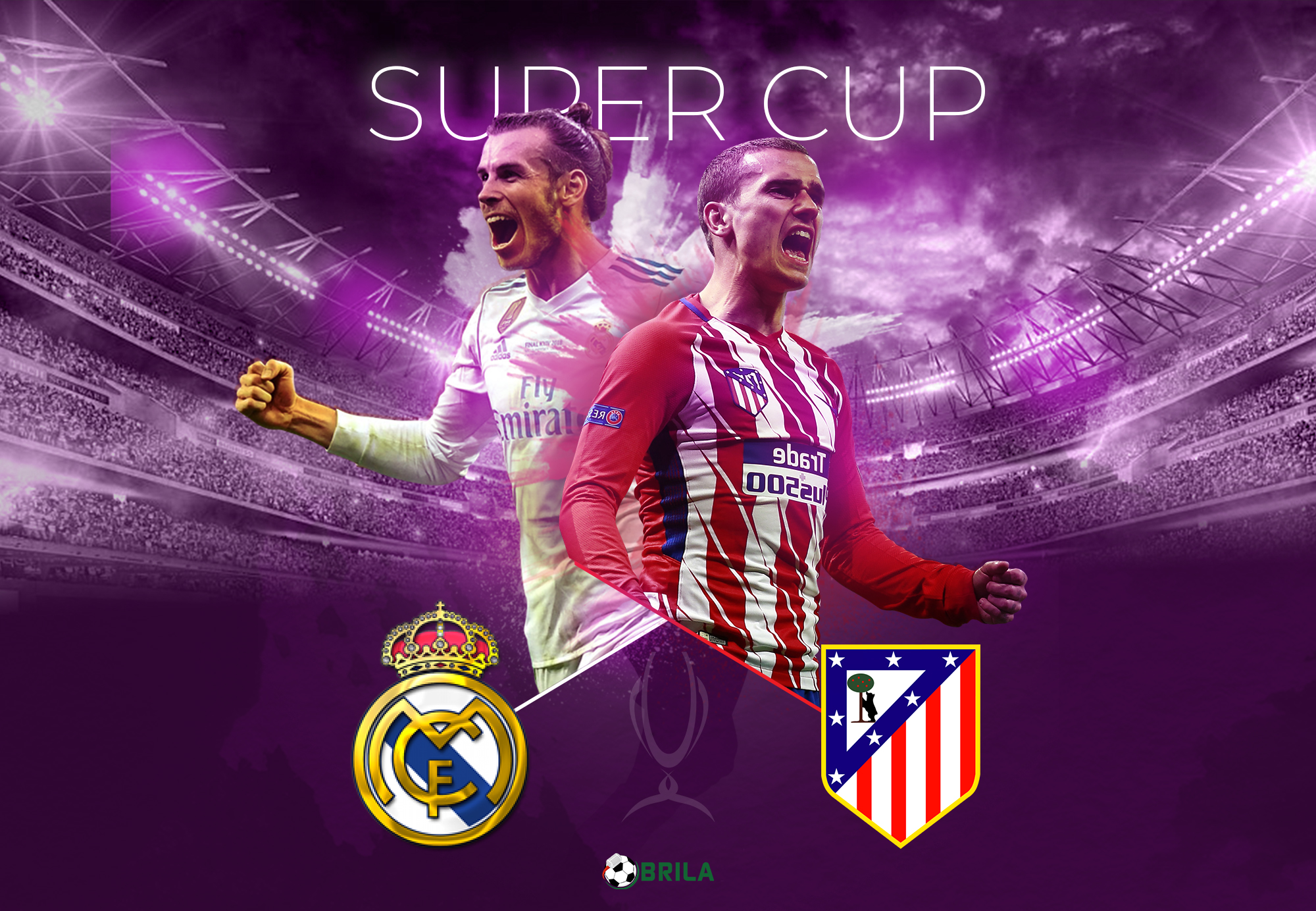 Real Madrid vs Atletico Madrid: UEFA Super Cup Match preview & Prediction
