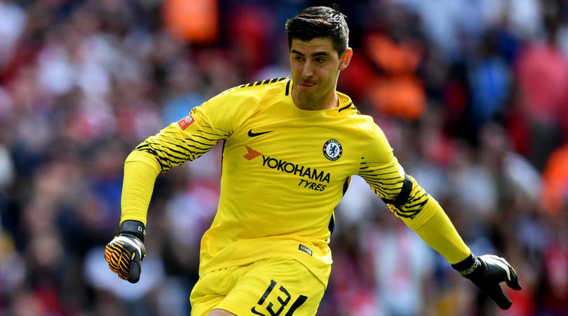 FINALLY! Courtois joins Real Madrid on a six-year deal