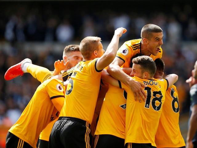 Wolverhampton Wanderers end Man City's perfect start to the season