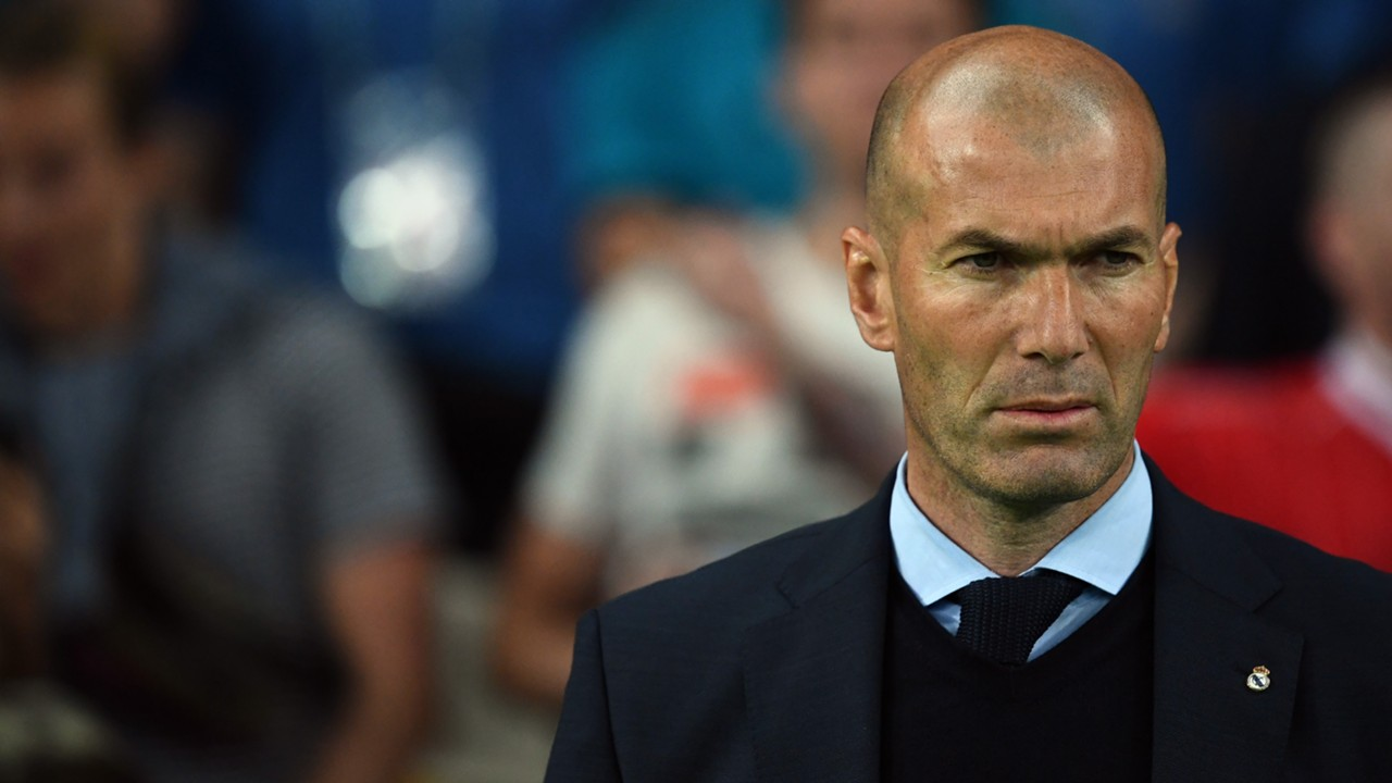 Man United reportedly 'open talks' with Zidane as Mourinho's replacement