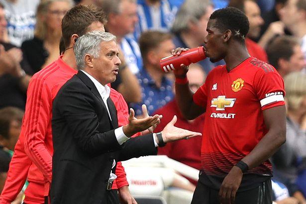 OFFICIAL: Pogba no longer Manchester United's Vice Captain – Mourinho
