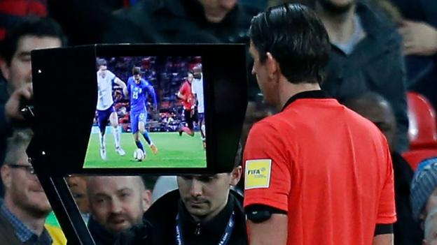 BREAKING! UEFA announce VAR to be used in Champions League next season