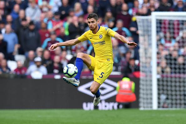 Chelsea midfielder Jorginho breaks Premier League record vs West Ham United