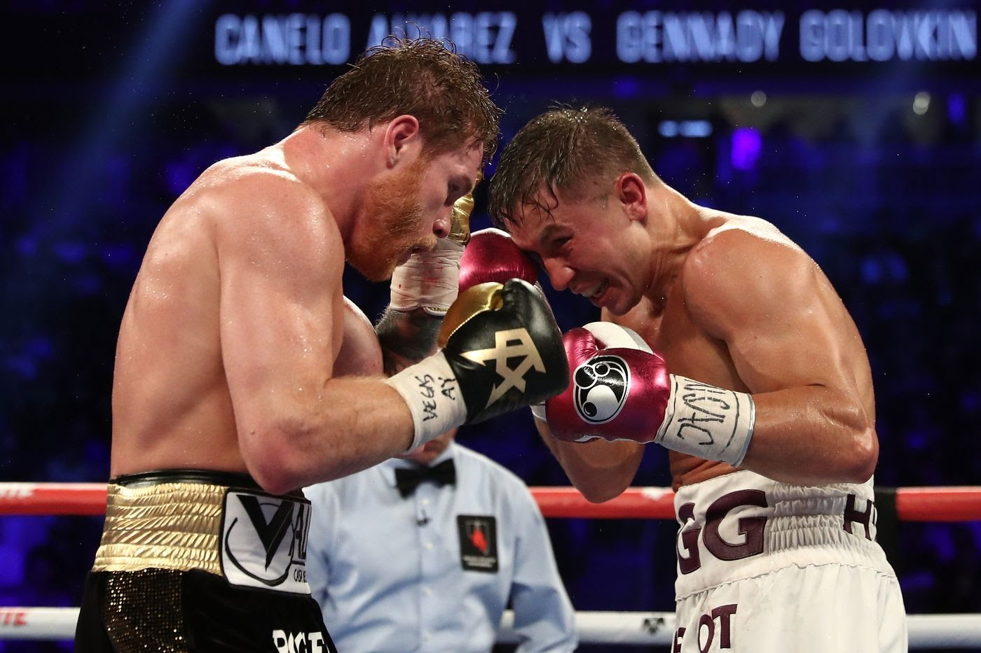 Canelo Alvarez hands Golovkin first career loss