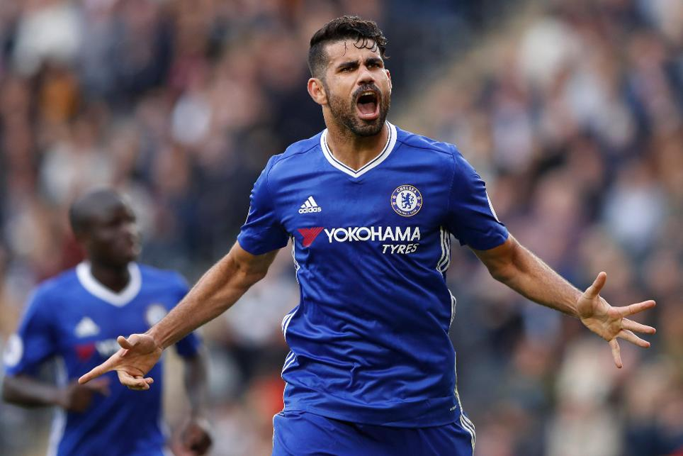 Joining Chelsea was a mistake, says Diego Costa