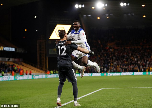 Iheanacho seals Shootout victory for Leicester City over Wolves