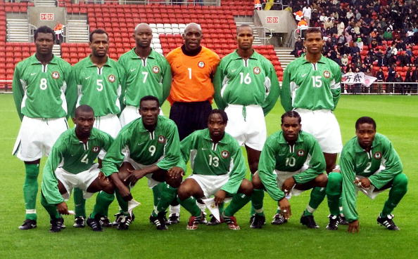 Former Super Eagles stars Yobo, Oliseh, Udeze make move to unite Ex-Internationals