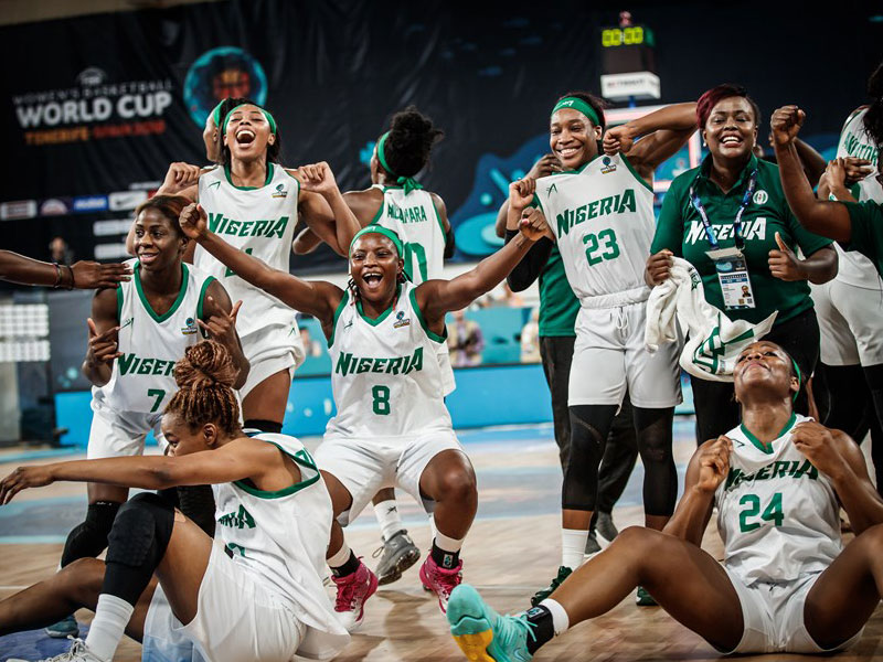 FIBAWWC: D'Tigress becomes first African team in last 8