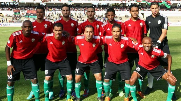 Libya National team to open Camp in Tunis on October 8 ahead Super Eagles clash