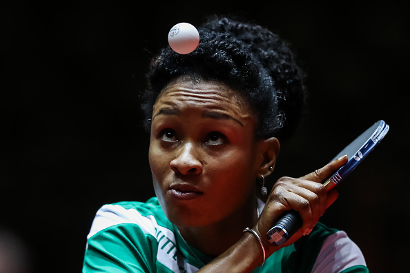 Nigeria's Table Tennis queen Oshonaike to retire after 2020 Tokyo Olympics