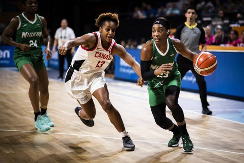 FIBAWWC: African Champions D'Tigress finish in 8th place