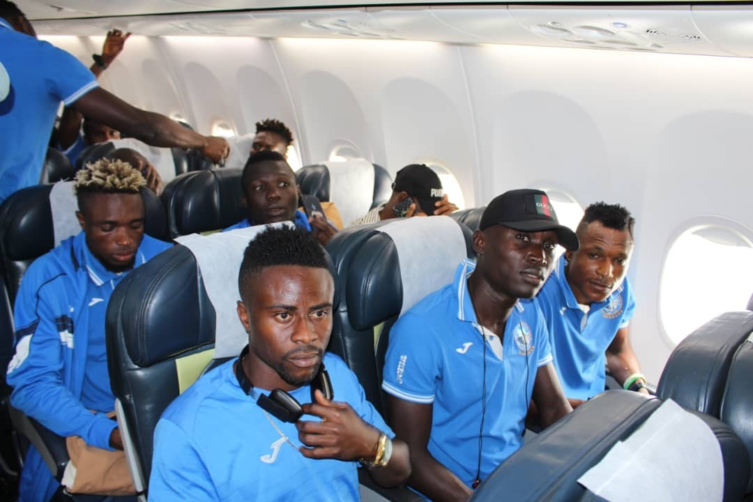 CAFCC: Enyimba off to Kigali for Rayon Sports Clash