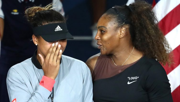 Naomi Osaka: I'm always going to remember the Serena that I love