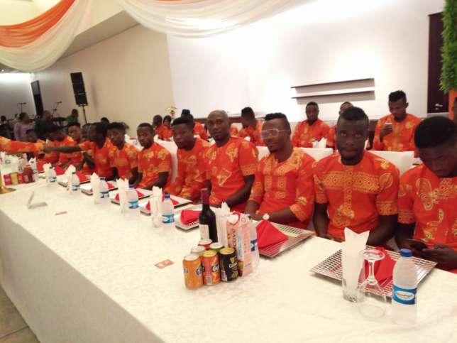 Akwa Ibom Governor Emmanuel splashes ₦70 million on Akwa United players
