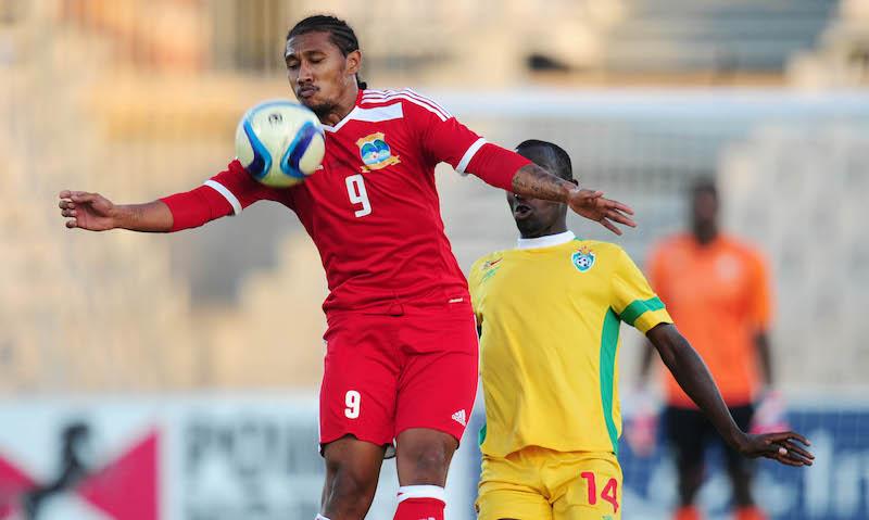 Seychelles stars Alex Wawu and Gervaine Wayehive bullish ahead of Super Eagles clash