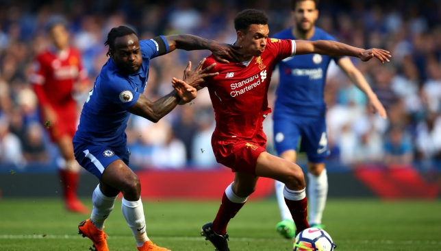 Moses to start? How Chelsea could line up against Liverpool