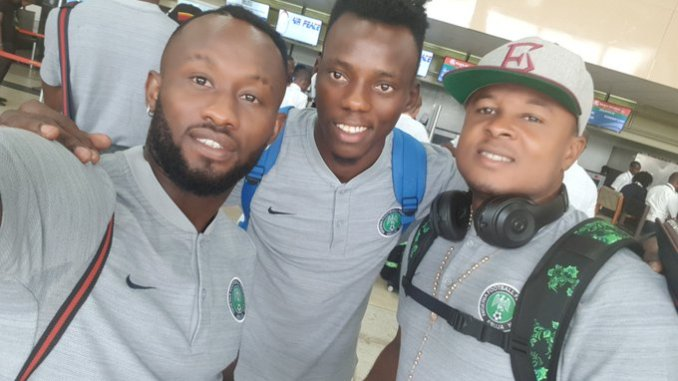 New capped Eagles striker Adetunji shifts focus to Enyimba vs Rayon Sports clash