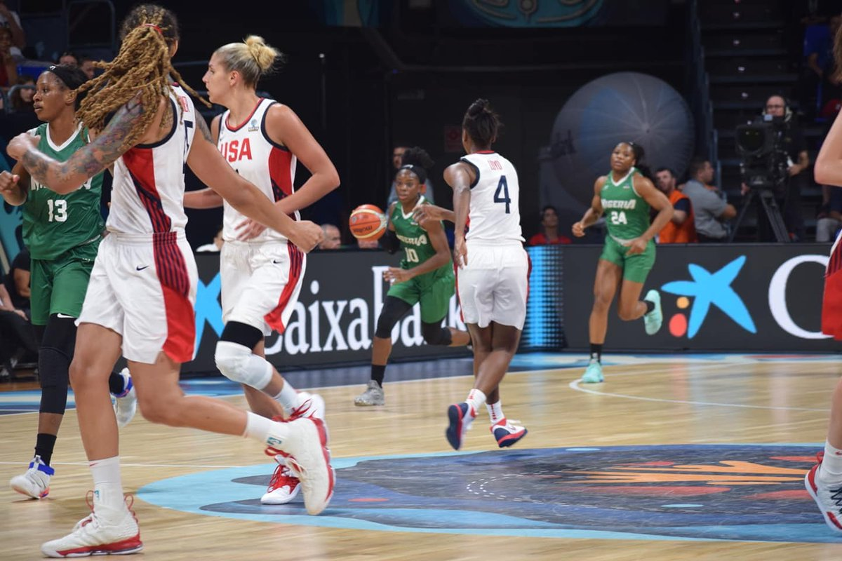 'Record-breaking' D'Tigress bow to USA in FIBA World Cup quarter-finals