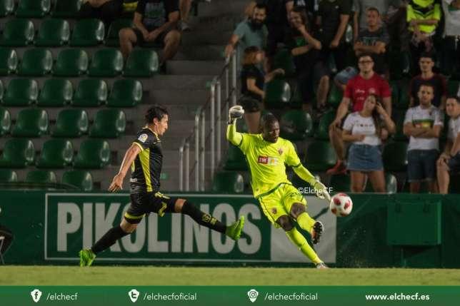 Uzoho makes Elche debut in Copa del Rey win over Granada