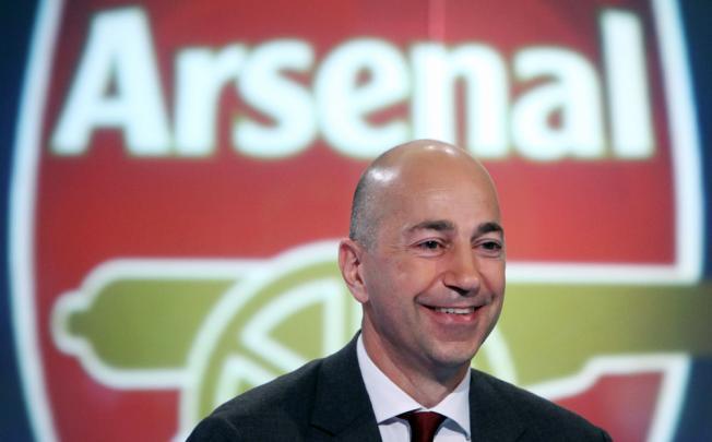 BREAKING! Arsenal CEO Ivan Gazidis resigns to join AC Milan