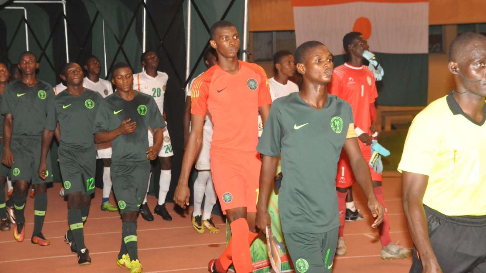 Eaglets to battle Ghana's Starlets for ticket to Tanzania