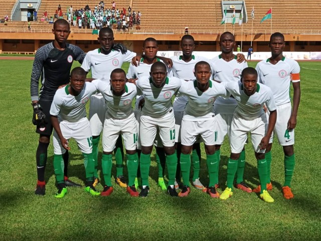U17 AFCON Qualifiers: Burkina Faso stun Golden Eaglets