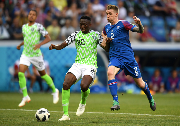 Eagles gunning for three points against Seychelles – Omeruo