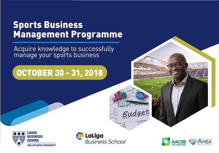 Sports Management Business Programme – Lagos Business School