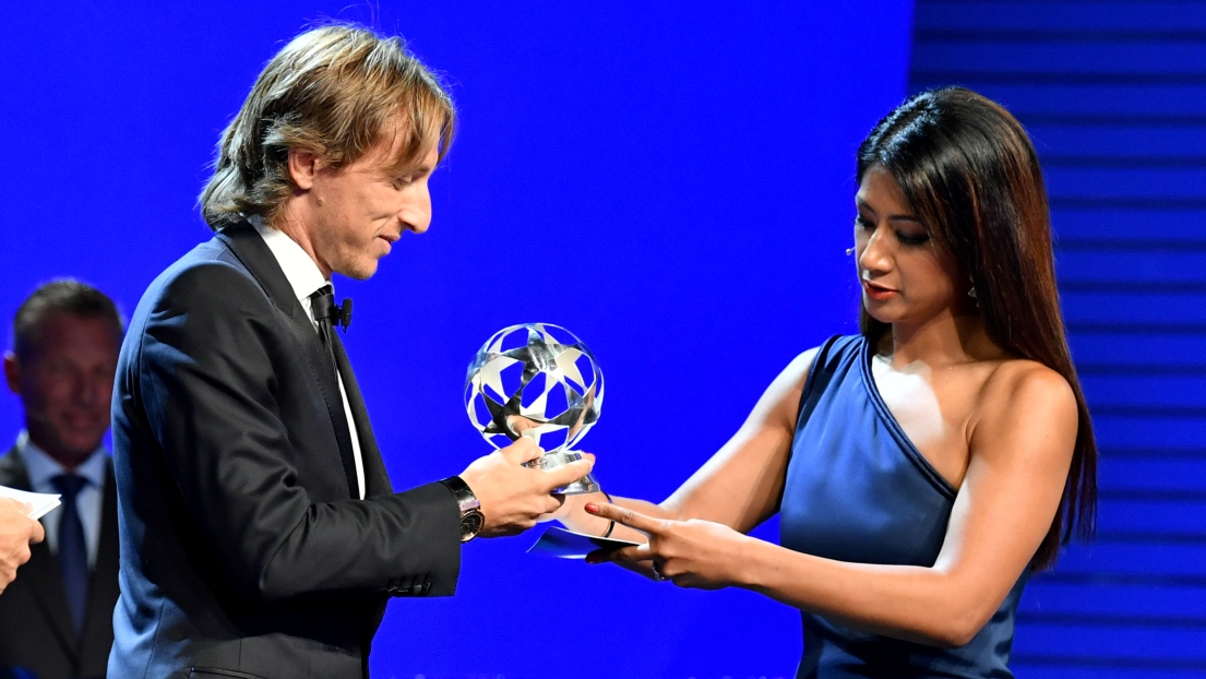 Luka Modric's FIFA Best award good for football – Udeze