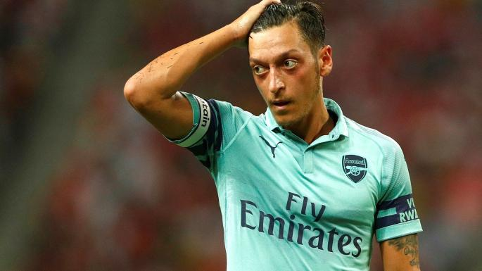 Mesut Ozil linked with shock january move to Fenerbahce