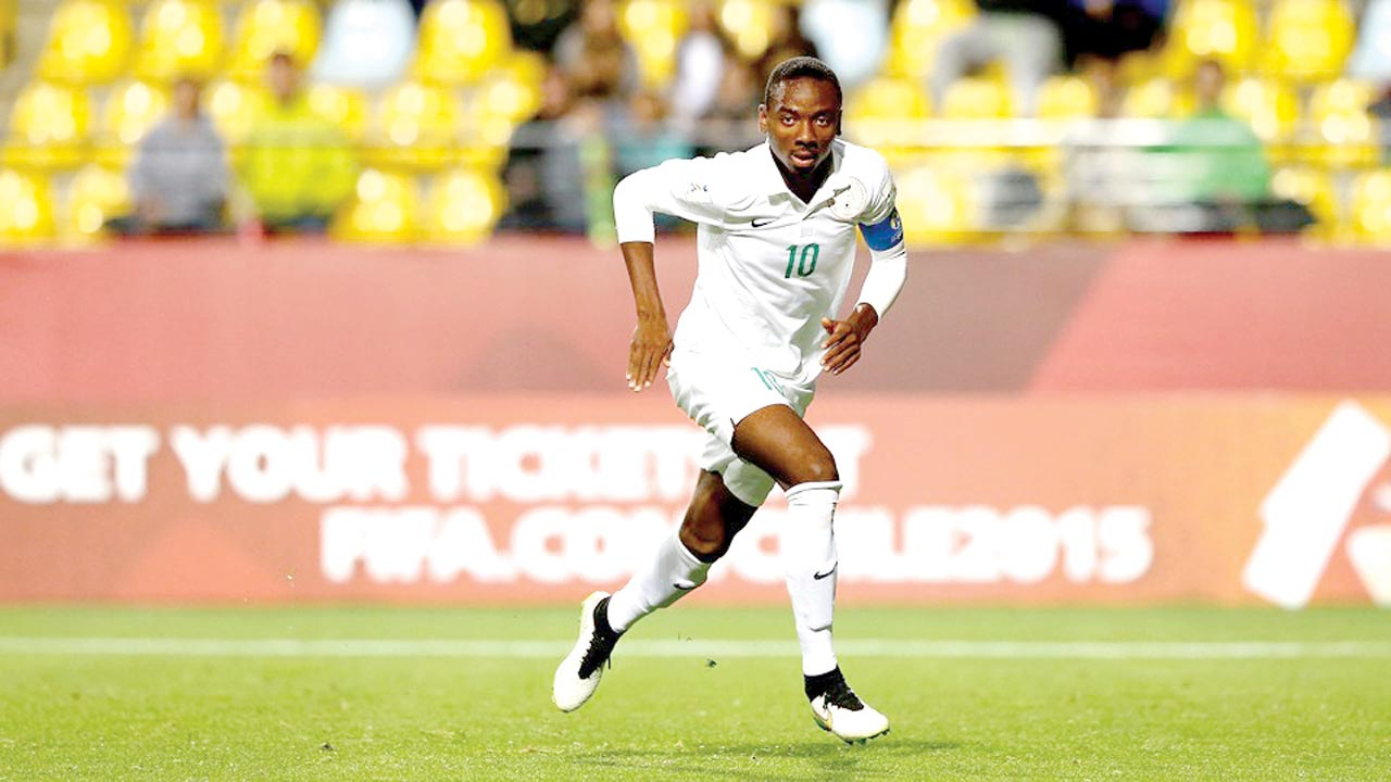 I'm ready for Super Eagles' challenge – Nwakali