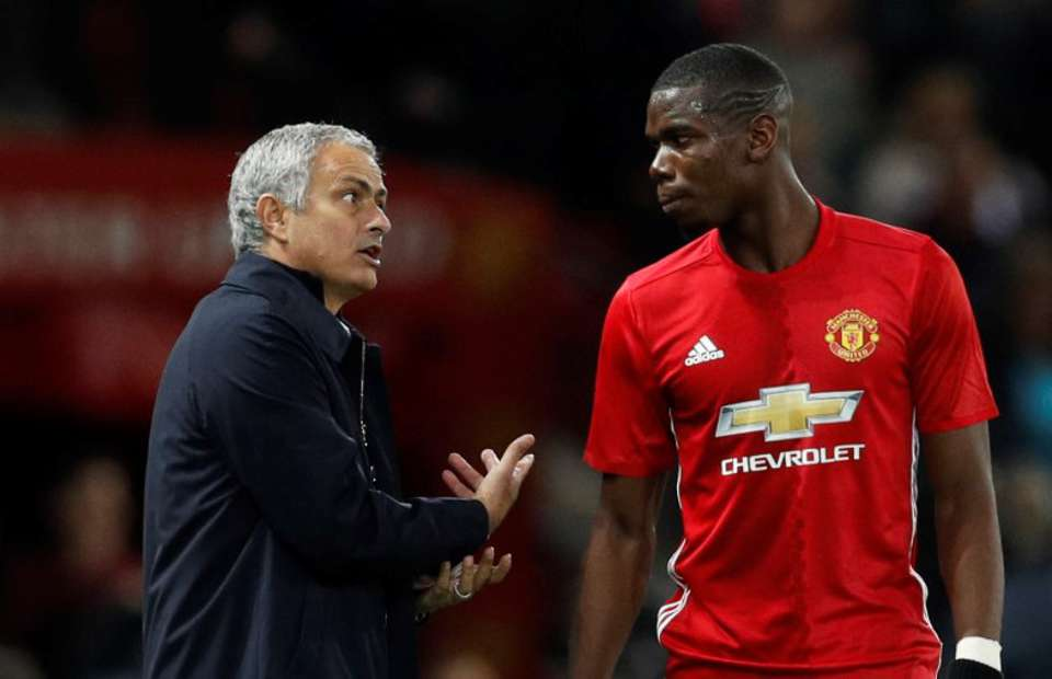 Paul Pogba Expresses Gratitude to Jose Mourinho After Big Win at Cardiff