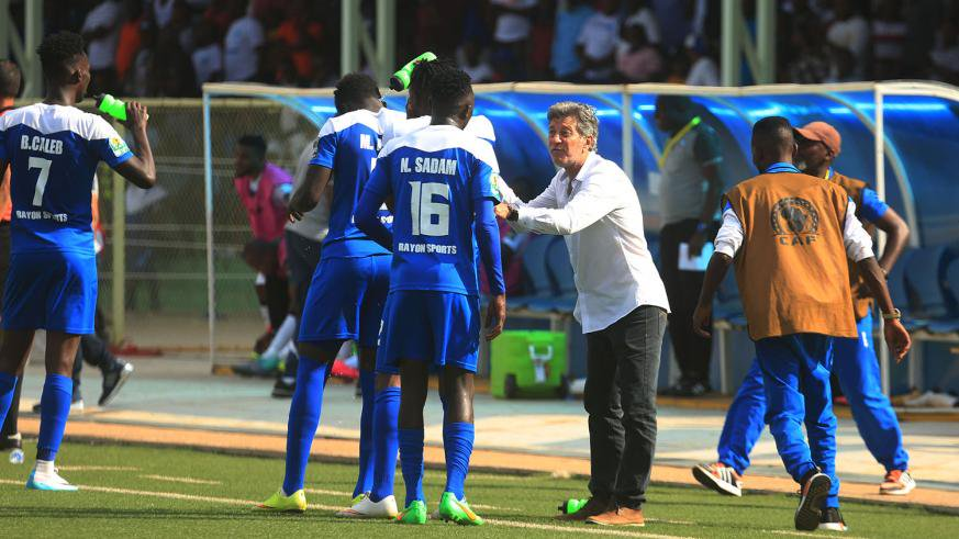 Rayon Sports aims to spoil Enyimba's party in Aba