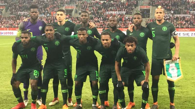 No pressure on Eagles to beat Ukraine – Makinwa