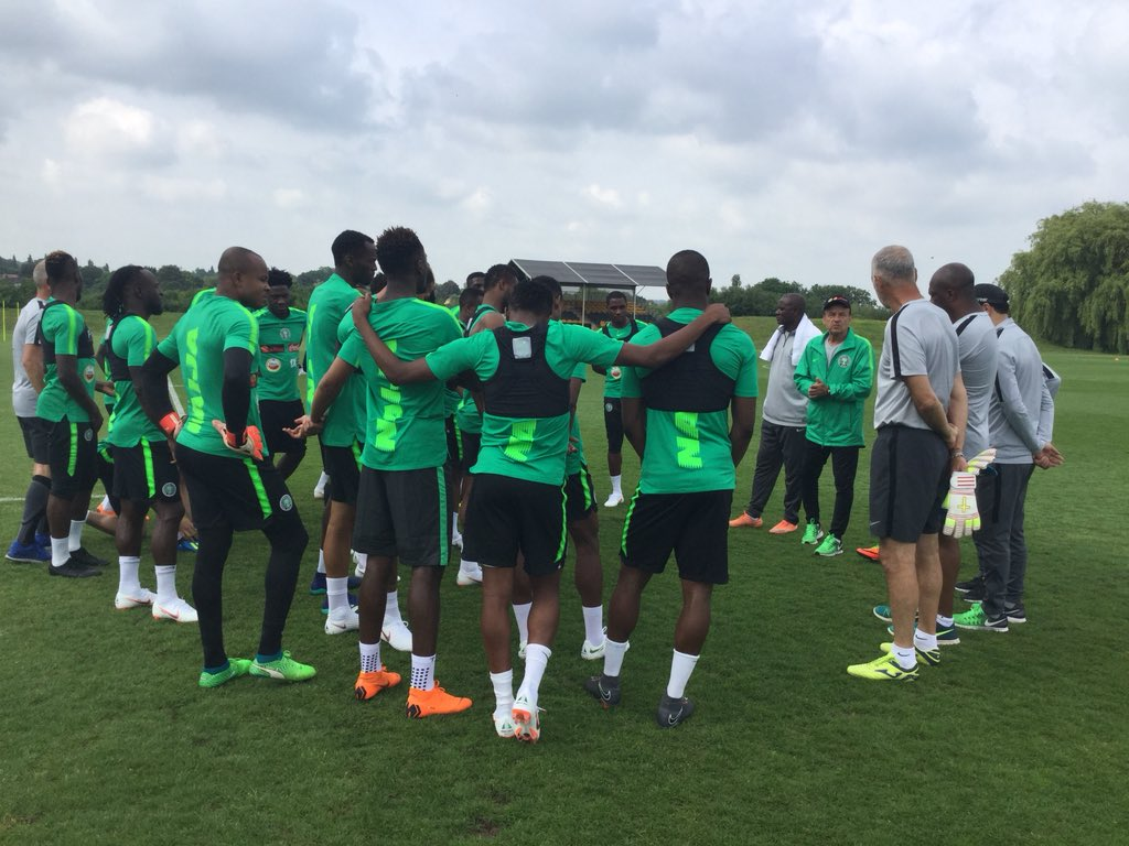 EAGLES MUST WORK HARD FOR 2019 AFCON SUCCESS – ELAHOR