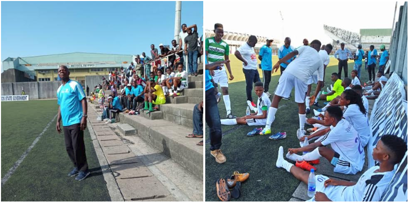 NWFL debutant Coach Cries 'Blue Murder' after narrow defeat to FC Robo