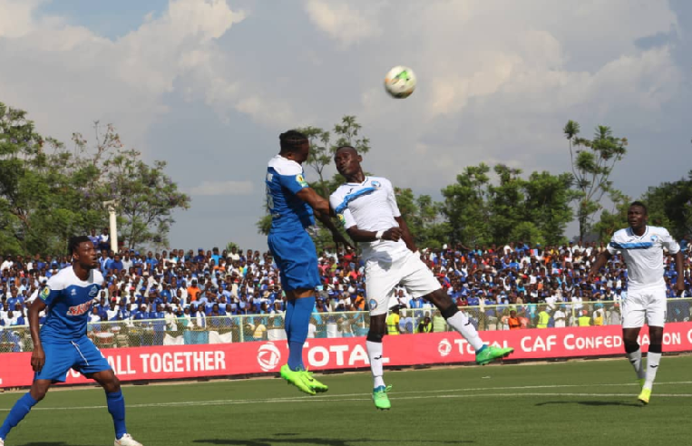 CAF CC: Rayon Sports will Bring Fire and Brimstone – Adetunji