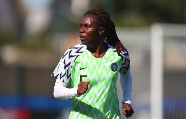Monday Gift expects Super Falcons to improve after 4-1 defeat to Austria