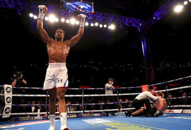 Anthony Joshua Warns Challengers, 'I Got My Knockout Streak back'
