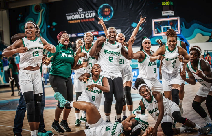 FIBAWWC: We're just getting Started! Sarah Ogoke issues D'Tigress Warning