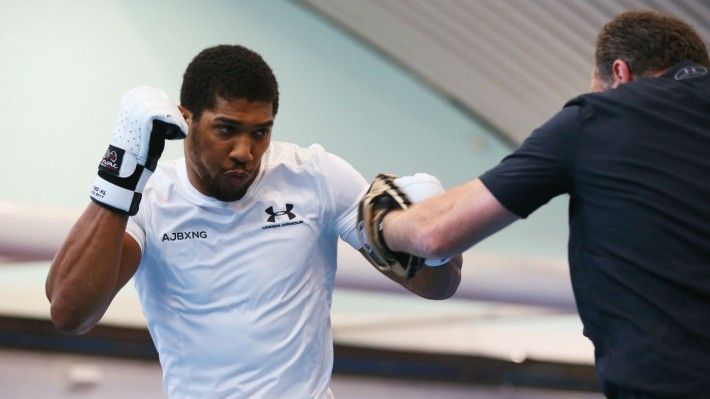 'I am Number 1': Anthony Joshua warns Tyson Fury and Deontay Wilder