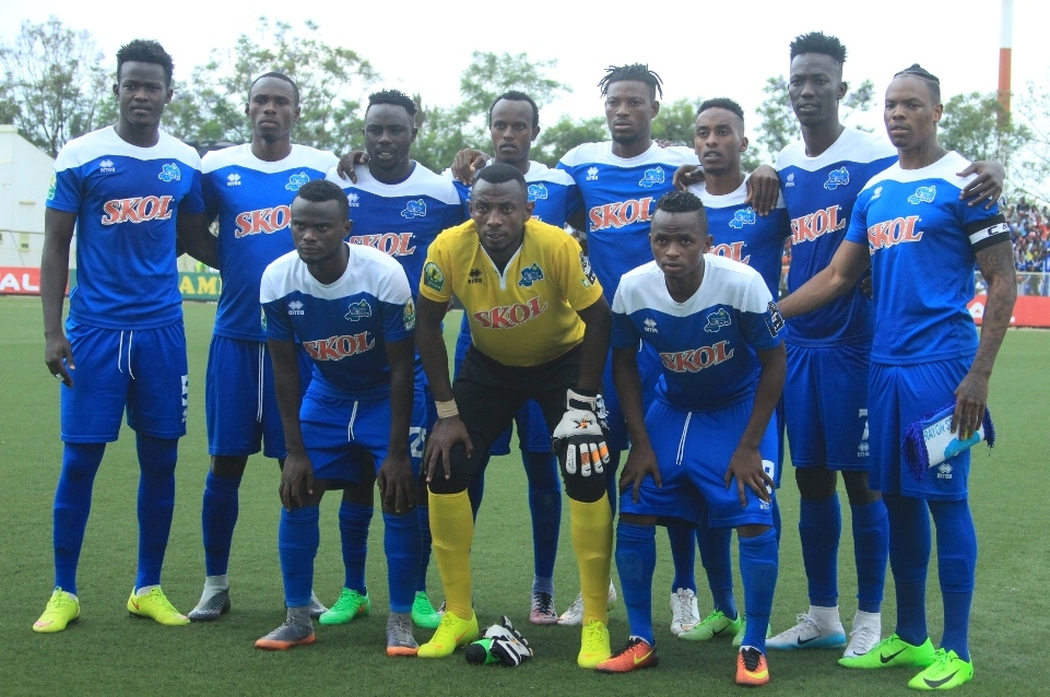 Rayon Sports to arrive Aba on Friday ahead of CAF CC Q/final clash with Enyimba