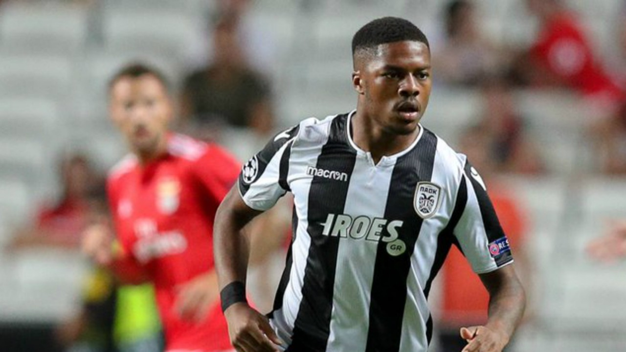 Akpom scores in PAOK demolition of OFI Crete