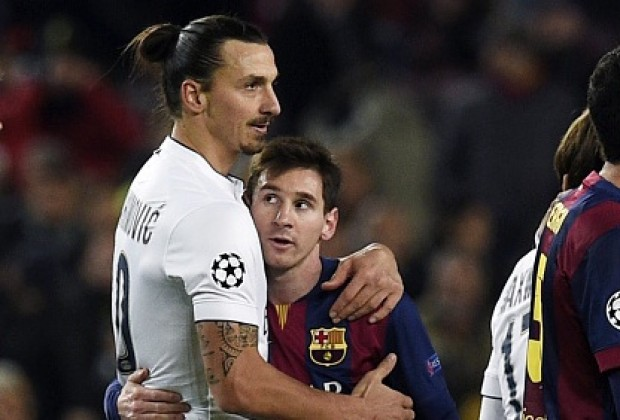 Zlatan Ibrahimovic wants Barcelona Captain Messi in MLS